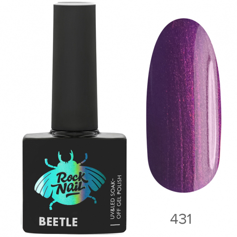 Гель-лак RockNail Beetle 431 Moth