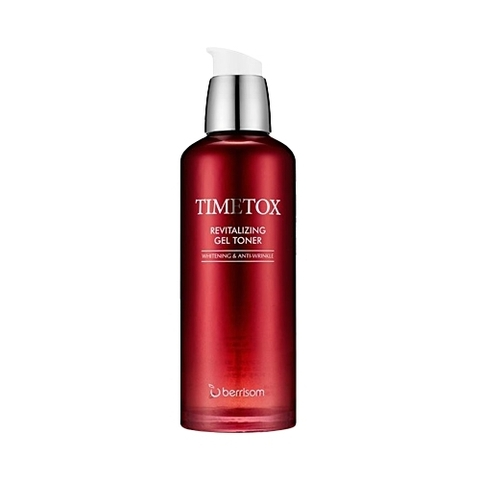 BERRISOM TIMETOX REVITALIZING GEL TONER