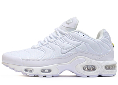 Кроссовки Мужские Nike Air Max Plus (TN) All White