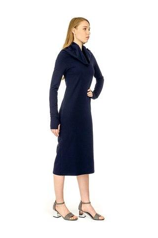Платье «M.K. Dark-blue»