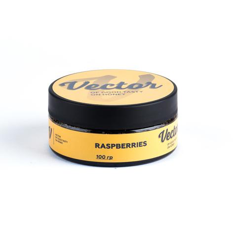 Кальянная смесь Vector Tea Raspberries 100 г