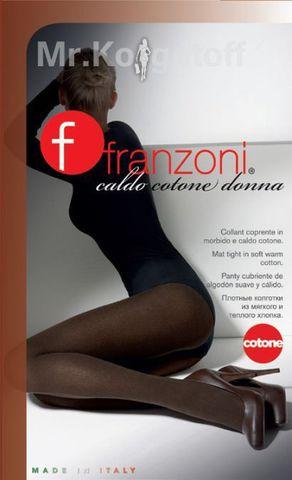 Колготки Franzoni Cotone Donna Lycra