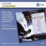 Antonio Pappano / Puccini: La Boheme (2CD)