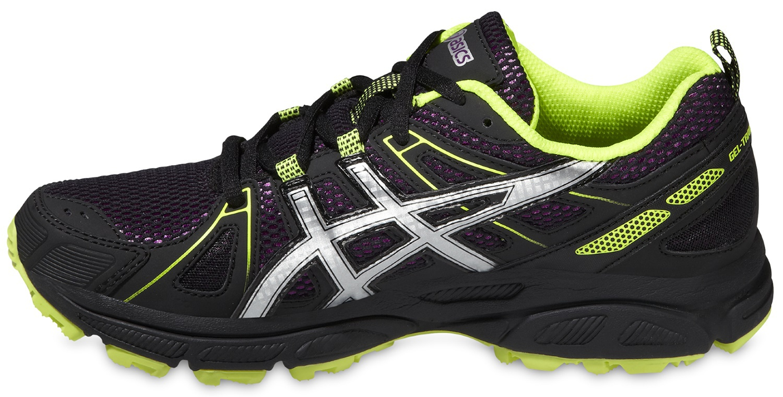Женская беговая обувь  Asics Gel Trail Tambora 4 (T468N 3393) черная фото