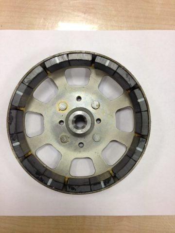 Якорь DDE (ротор) DPG1101i стальной
