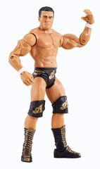 Фигурка Альберто Дель Рио (Alberto Del Rio) серия #31 - рестлер Wrestling WWE, Mattel