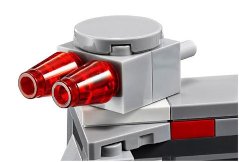 LEGO Star Wars: Транспорт Имперских Войск 75078 — Imperial Troop Transport — Лего Звездные войны