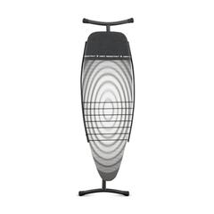 Гладильная доска 135x45 см Brabantia Титановые круги