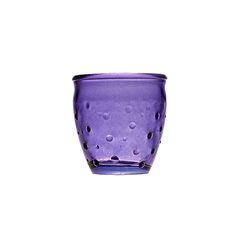 Ваза 250мл San Miguel Dots Lavender