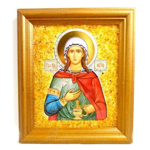 Икона Святой мученицы Фотинии (Светланы)