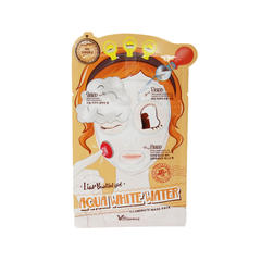 Маска для лица Elizavecca 3-Step Aqua White Water Illuminate Mask Sheet, 25 мл