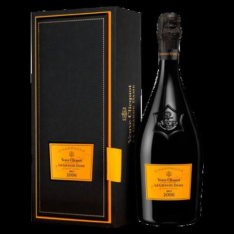 Champagne Veuve Clicquot Ponsardin La Grande Dame Vintage