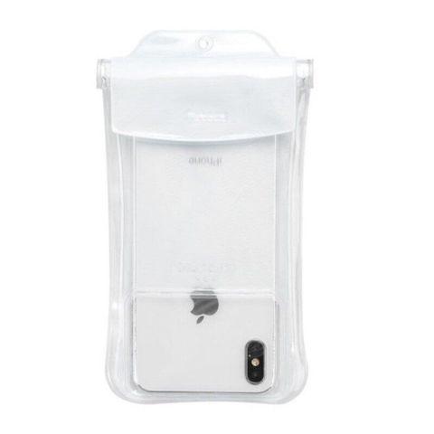 Чехол водонепроницаемый Baseus Air Safe Waterproof bag /white/