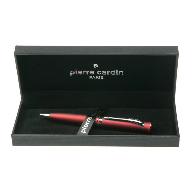 Pierre Cardin Gamme - Black & Chrome, шариковая ручка, M