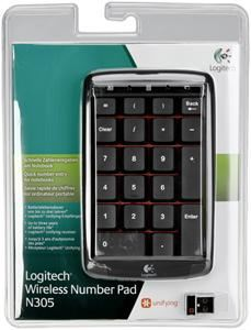LOGITECH N305 Wireless Number Pad