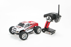 WLTOYS A979B 1/18 Monster Truck 2.4GHz 4x4 (NEW Version)