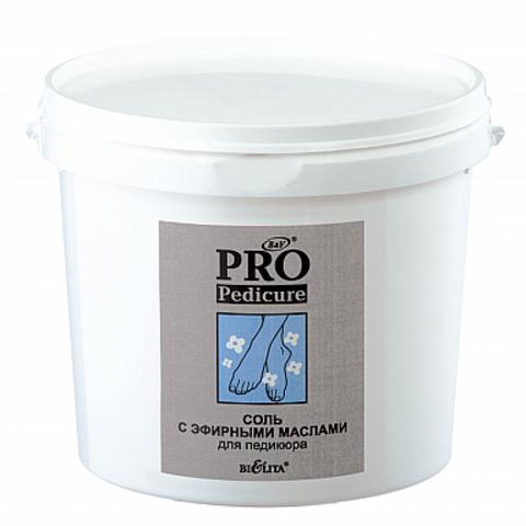 Белита Pro Pedicure Соль с эфирными маслами для педикюра 1000г