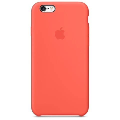 Чехол iPhone 7/8 Silicone Case /new apricot/ абрикос 1:1