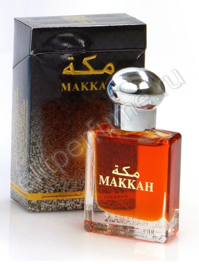 Меккат Makkah 15 мл арабские масляные духи от Аль Харамайн Al Haramain Perfumes