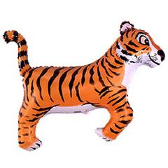 F Мини фигура Тигр (чёрный) / Tiger (14