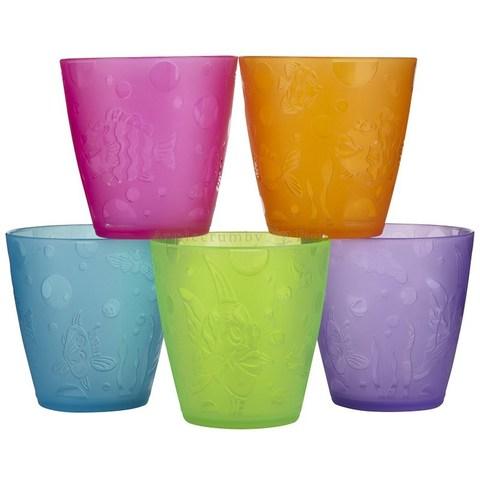 Munchkin, Чашки для детей от 18 месяцев, 5 чашек, каждая по 236 мл