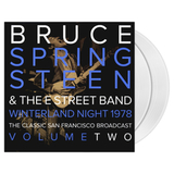 Bruce Springsteen & The E Street Band / Winterland Night 1978: The Classic San Francisco Broadcast Vol.2 (Coloured Vinyl)(2LP)