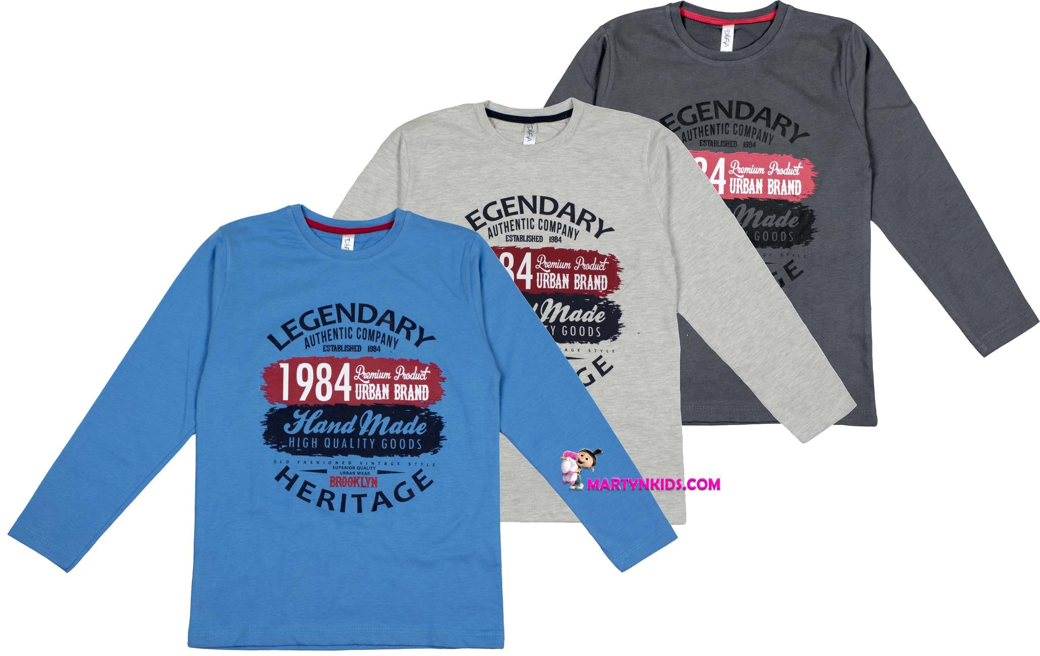 2002 лонгслив Легенда 1984