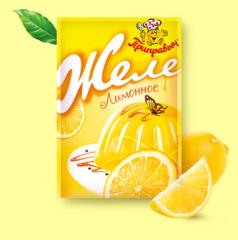 Желе Лимонное, Приправыч