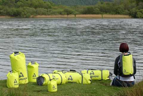 Водонепроницаемая сумка Aquapac 715 TrailProof Drybag, 25 л