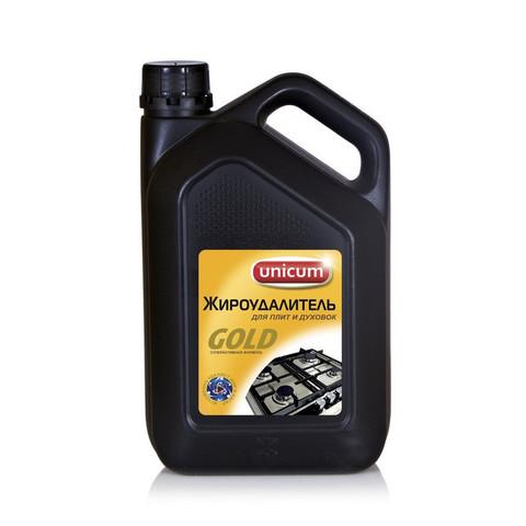 Средство для чистки плит UNICUM Gold 3л