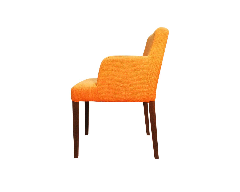 Кресло Тина с укороченным подлокотником