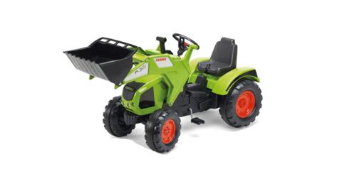 Педальный трактор CLAAS AXOS 330