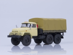 ZIL-131 board with awning beige 1:43 AutoHistory
