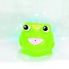 Игрушка для ванной Лягушка принцесса