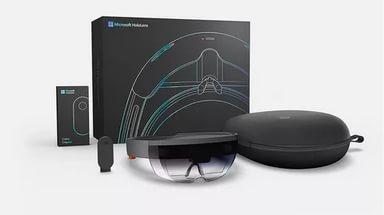 Очки смешанной реальности Microsoft Hololens