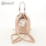 Рюкзак Саломея 141 розовое золото
