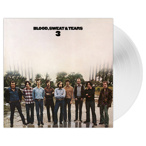 Blood, Sweat & Tears / Blood, Sweat & Tears 3 (Clear Vinyl)(LP)