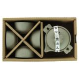 Сервиз чайный с сиборидаси 5 предметов вид-2