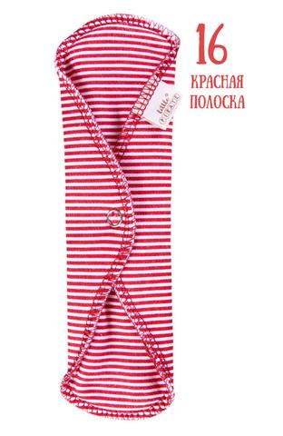 Прокладка классическая (Полоска красная мелкая)