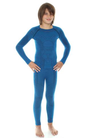 Комплект термобелья детский Brubeck Extreme Merino для мальчиков