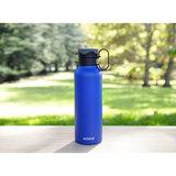 Стальная бутылка Hydrate с петелькой 600 мл, артикул 565, производитель - Sistema, фото 14