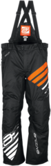 Comp Bib / Женские / Черно-оранжевый