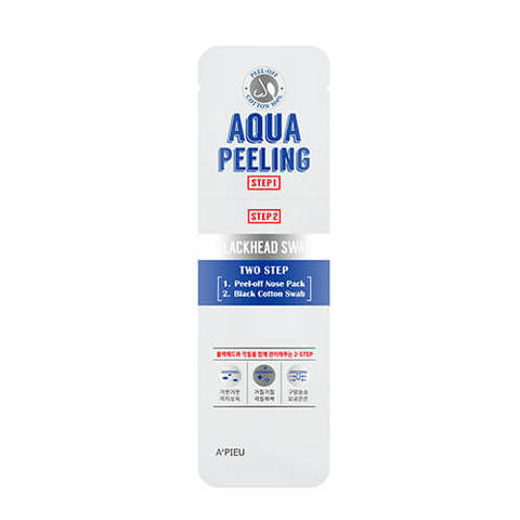 A'PIEU Aqua Peeling Blackhead Swab Two Step