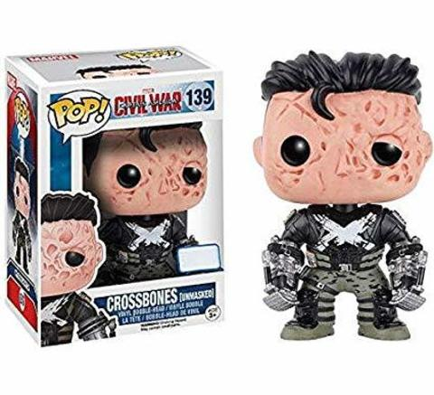 Crossbones Marvel Civil War Funko POP! Vinyl Figure || Кроссбоунс