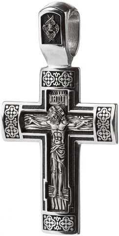 Распятие Христово. Молитва к Спасителю. Православный крест