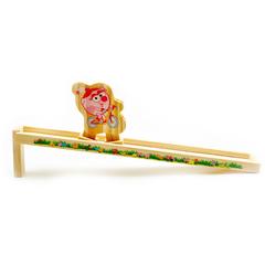 Игрушки из дерева Горка