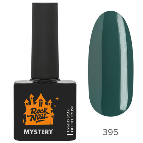 Гель-лак RockNail Mystery 395 Elixir