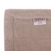 Полотенце пляжное 100х180 Hamam Shade бежево-коричневое