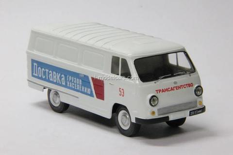 ERAZ-762V TransAgenstvo Vector-models 1:43