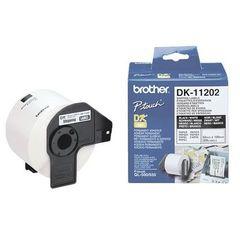 Транспортировочные наклейки Brother DK-11202 (62 x 100 мм) 300 шт